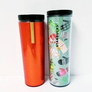 Starbucks Tumbler Travel Cups